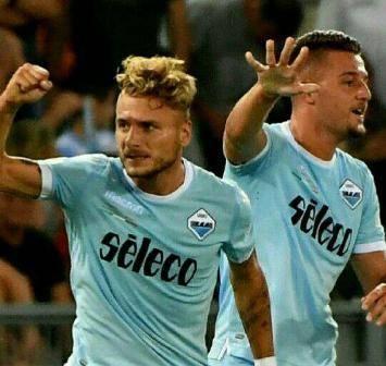 لاتزیو فاتح سوپر جام ایتالیا شد