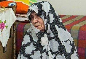 مادر شهید جنگجو پس از تشییع پیکر فرزندش، درگذشت