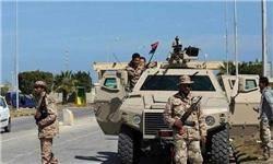۹۰ درصد خاک لیبی را تحت کنترل خود داریم