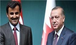 امیر قطر اواخر هفته جاری به ترکیه سفر میکند