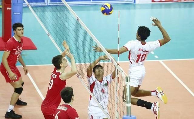 بحرین میزبان مسابقات والیبال پسران جوان  2018 آسیا شد