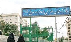 افتتاح ضلع غربی و جنوبی شبستان امامزاده صالح فرحزاد در ۴ ماه آینده