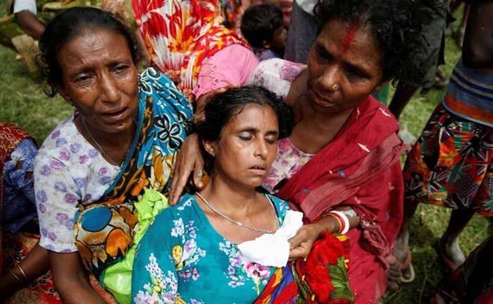 هند خواستار مجازات عاملان قتل عام در ایالت راخین میانمار شد