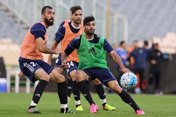 اعلام برنامه تمرینی تیم ملی فوتبال پیش از دیدار برابر توگو