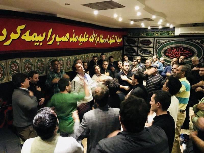 مراسم عاشورای سرور سالار شهیدان اباعبدالله الحسین ( ع) در بلغارستان برگزار شد