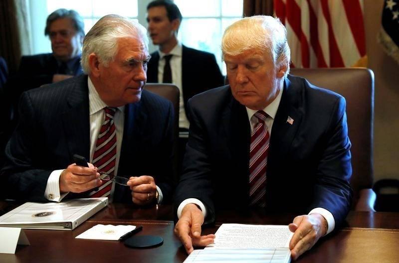 ترامپ: تلاش برای مذاکره با کره شمالی وقت تلف کردن است