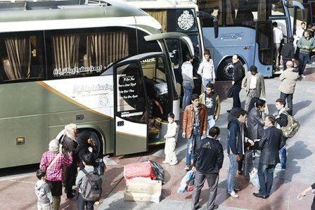 جا به جایی 916 هزار مسافر در استان ایلام
