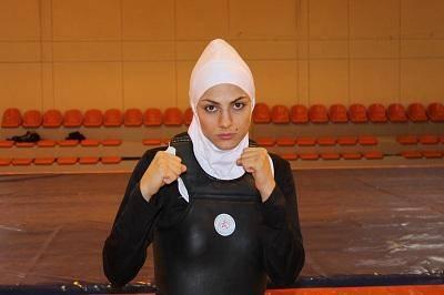 مریم هاشمی درمسابقات قهرمانی جهان به میدان می رود