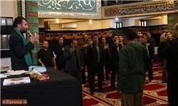 عاشورای حسینی در ترکمنستان + تصاویر