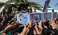 عصبانیت ضدانقلاب از «غوغای» محسن/ آمدنیوز: مدافعان حرم چند جوان بیکار هستند که برای پول به سوریه میروند!