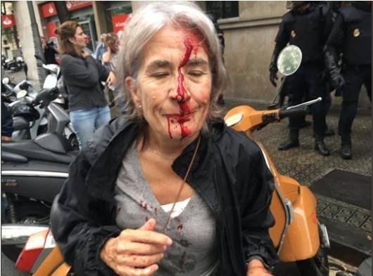 اینکه جریانات مختلف مانند جبهه پودموس چگونه بتوانند از این فرصت بدست آمده موقعیتی بوجود آورند برای همبستگی گستردهتر توده ها علیه دولت حاکم، موضوعی است که در چند روز آینده خود را بهتر نشان خواهد داد. اما آنچه از هماکنون روشن است اینکه هر چند این مردم کاتالونیا بودند که از میدان این رودرویی مشخص، پیروز بیرون آمدند اما امکان تشدید سرکوب را نمیتوان نادیده گرفت