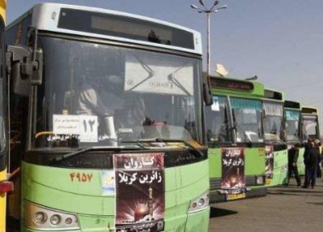 رئیس سازمان راهداری: 9 هزار اتوبوس آماده جابجایی زائران اربعین حسینی است
