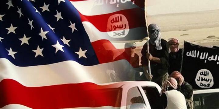 سرنوشت مشترک آمریکا و داعش