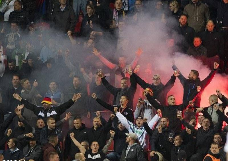 فیفا فدراسیون فوتبال آلمان را نقره داغ کرد