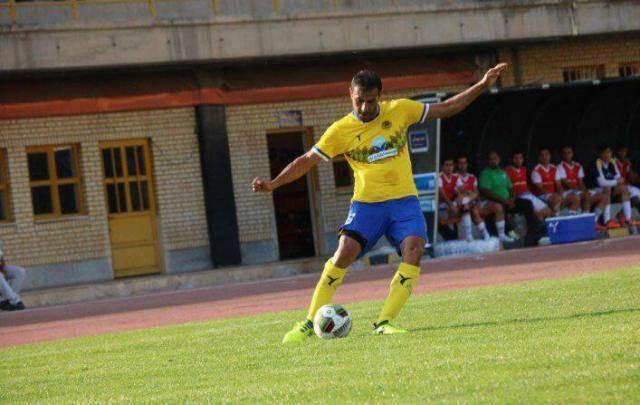 کاپیتان اکسین البرز: عزم جدی برای کسب 3 امتیاز دیگر داریم