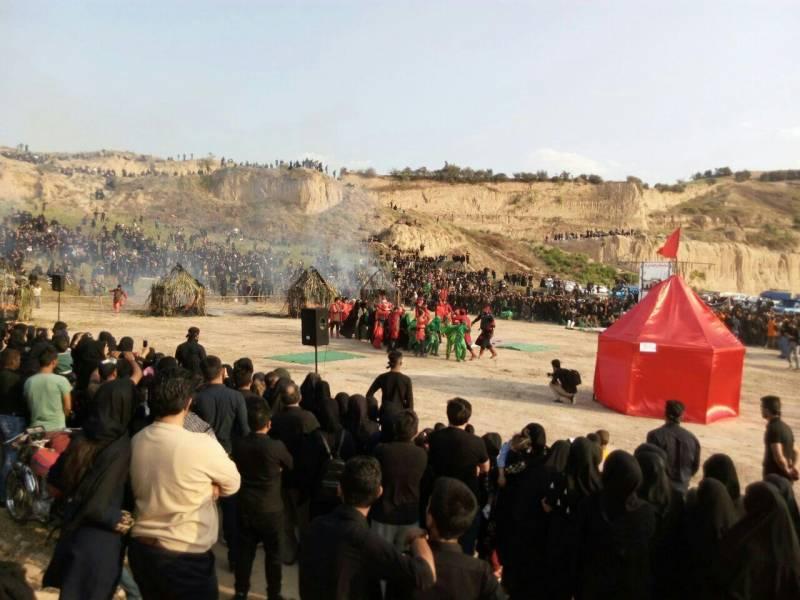 اجرای 50 تعزیه در شهرها و روستاهای گلستان