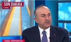 چاووشاوغلو: منزوی کردن ایران اشتباه است/ هنوز برای اصلاح اشتباه کردستان عراق دیر نشده است