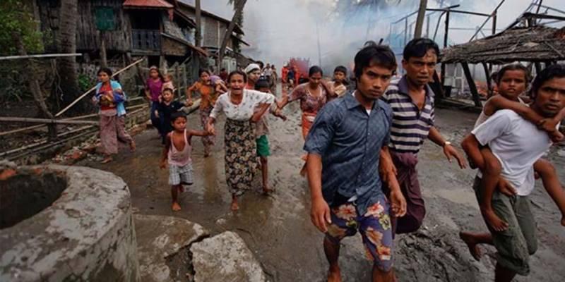 میانمار خواستار بازگشت پناهجویان روهینگیا از بنگلادش شده است