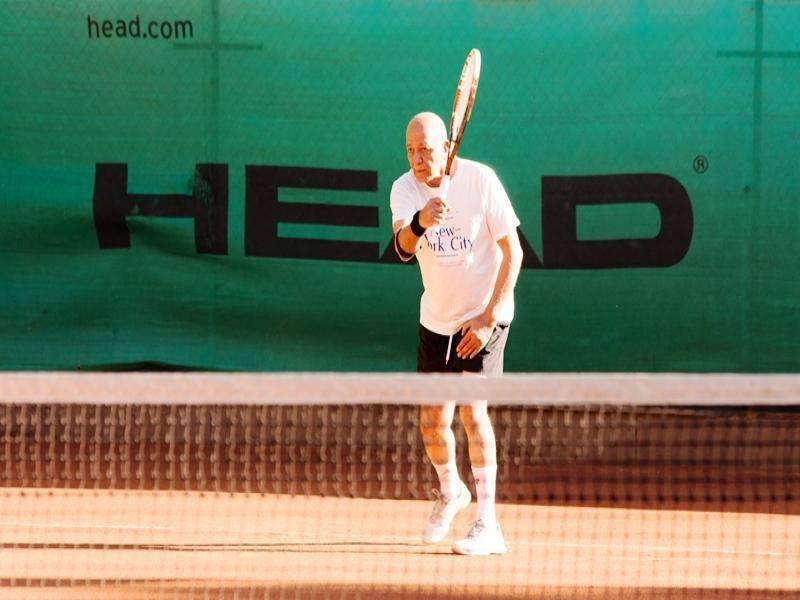 مصاف 41 تنیسور پیشکسوت در رقابت های بین المللی به میزبانی تهران