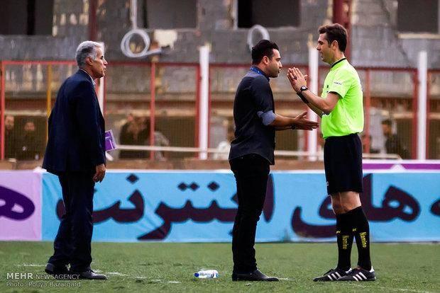 دستیار و آنالیزور منصوریان استعفا داد