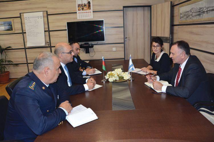گسترش همکاری اقتصادی و گمرکی جمهوری آذربایجان و رژیم صهیونیستی