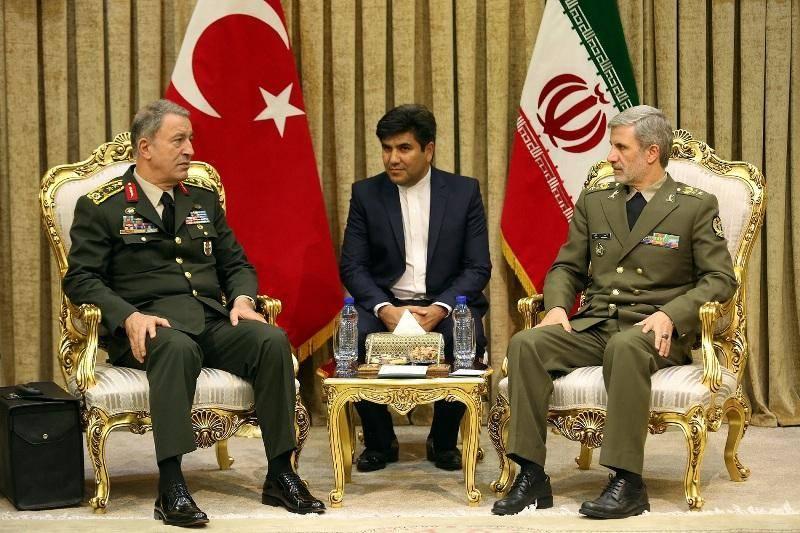 ایران و ترکیه اجازه تحقق سناریوی جدید رژیم صهیونیستی درمنطقه را نخواهند داد