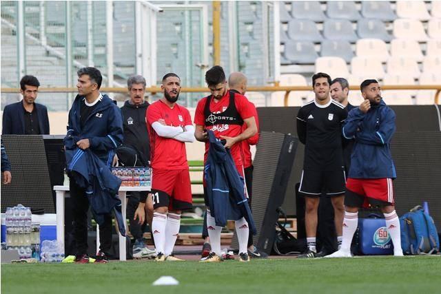 گزارش کادر پزشکی از وضعیت دو بازیکن تیم ملی