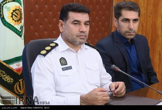 فرمانده پلیس راهنمایی و رانندگی بوشهر: ایجاد معابر متناسب با افزایش شمار خودروها در این استان ضروری است