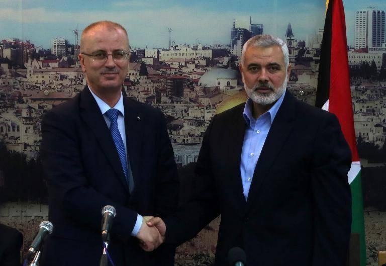 سایه روشن های آشتی فتح و حماس