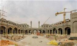 بانوی ملایری تمام اموالش را برای ساخت صحن حضرت زهرا(س) هدیه کرد