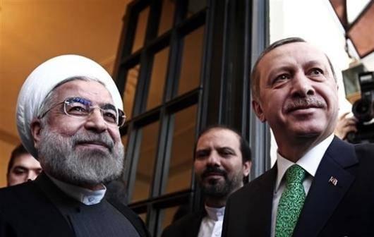 اردوغان رئیس جمهور ترکیه، امروز چهارشنبه وارد تهران شد. به نظر می رسد پیام تهدیدآمیز این سفر متوجه ی اقلیم کردستان است