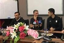 حسینی: بازی با تیم های اروپایی و آفریقایی باعث اعتماد به نفس ما می شود