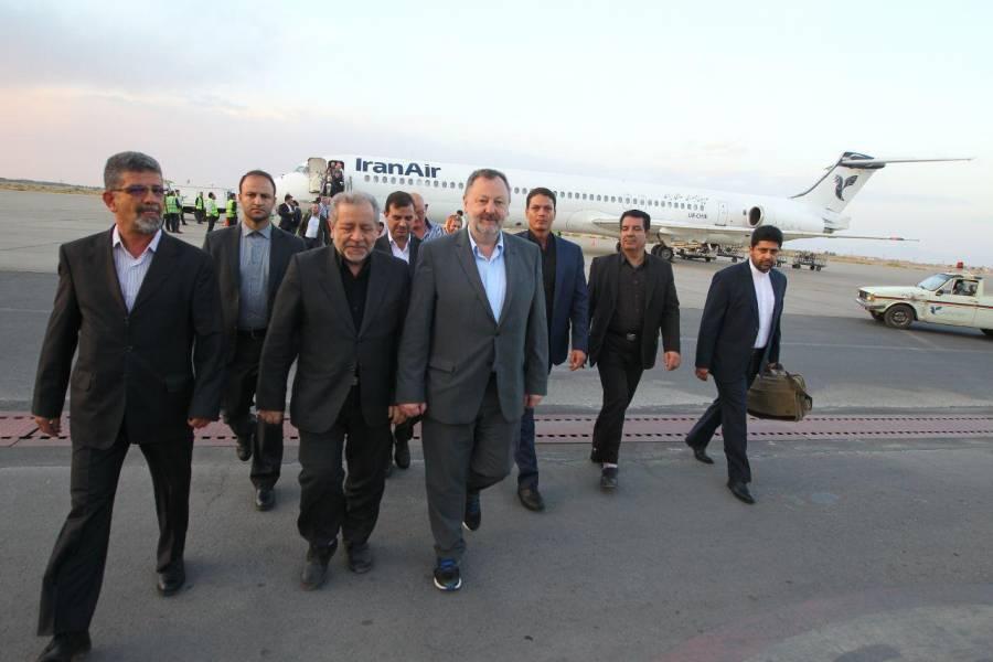 توسعه همکاری های ایران و ایرلند مستلزم بازگشایی  سفارت این کشور است