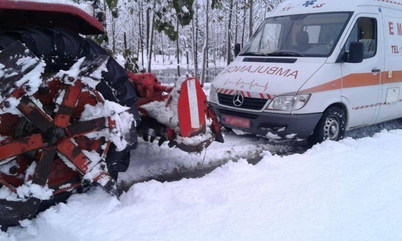 آماده باش پایگاه های کوهستانی اورژانس مازندران برای امدادرسانی به مصدومان
