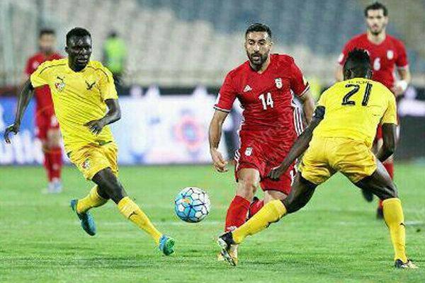 پیروزی تیم ملی فوتبال ایران برابر توگو/ شروع خوب برای آماده سازی