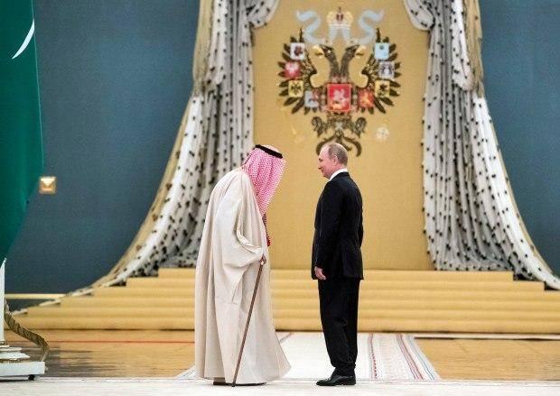 تکرار ادعاهای ضدایرانی پادشاه عربستان سعودی و بی توجهی روسیه