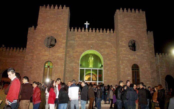 رهبران مسیحی شمال عراق نگران تبعات همه پرسی کردستان عراق