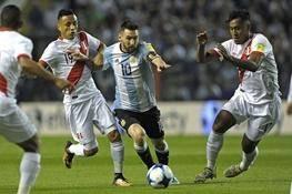 مقدماتی جامجهانی در آمریکایجنوبی؛ لیونل مسی و آرژانتین در یک قدمی حذف از روسیه!