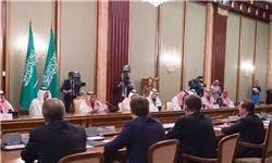 شاه سعودی: برقراری امنیت در منطقه مستلزم توقف سیاستهای توسعهطلبانه ایران است
