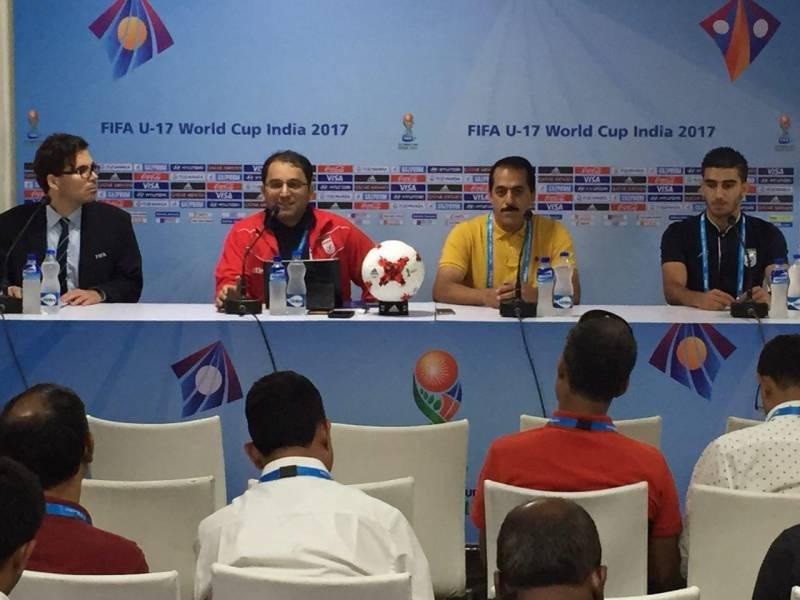 سرمربی تیم فوتبال نوجوانان:اولویت یوزهای نوجوان ایرانی کسب موفقیت درجام جهانی است