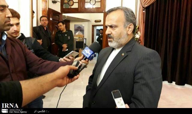 استاندار خراسان رضوی: پرواز مشهد - چیمکنت به زودی برقرار می شود