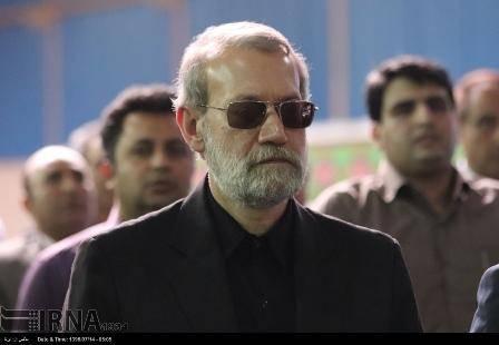 سفر رئیس مجلس شورای اسلامی به فارس پایان یافت