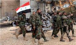 ارتش سوریه، از پایان عملیات خود در ریف شرقی حمص خبر داد