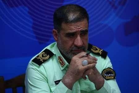 فرمانده انتظامی گلستان: مبارزه با آسیبهای اجتماعی نیازمند عزم همگانی است