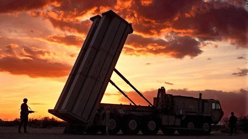 آمریکا با فروش سامانه موشکی تاد به عربستان سعودی موافقت کرد
