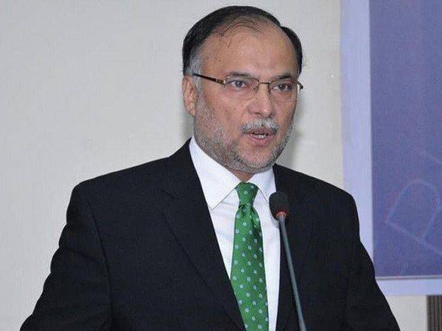 وزیر کشور پاکستان: تداوم 'اعلام فتوای جهاد'کشور را به هرج و مرج می کشاند