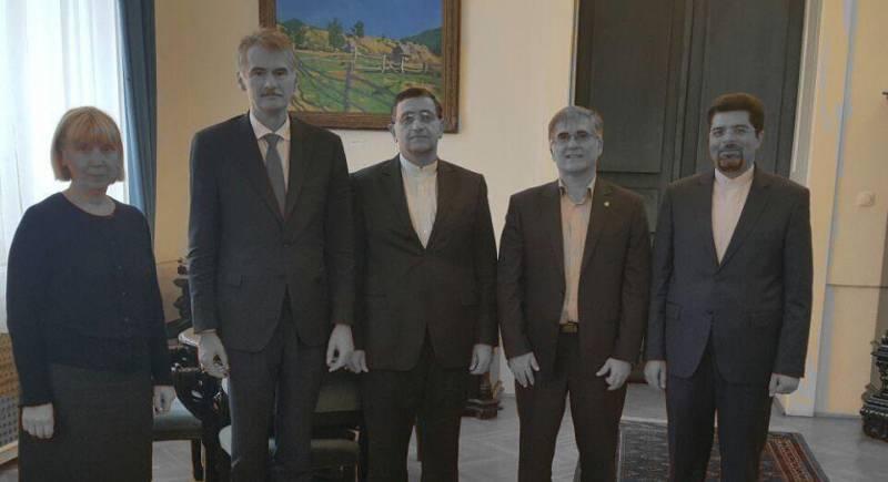 ایران و مجارستان بر گسترش همکاری های علمی و دانشگاهی تاکید کردند