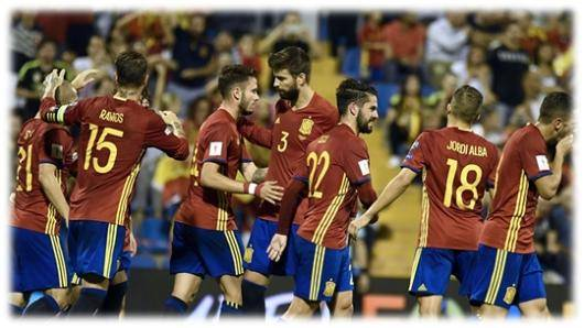صعود اسپانیا، ایتالیا در پلی آف، تاخت و تاز ایسلند، آرژانتین اما و اگر!
