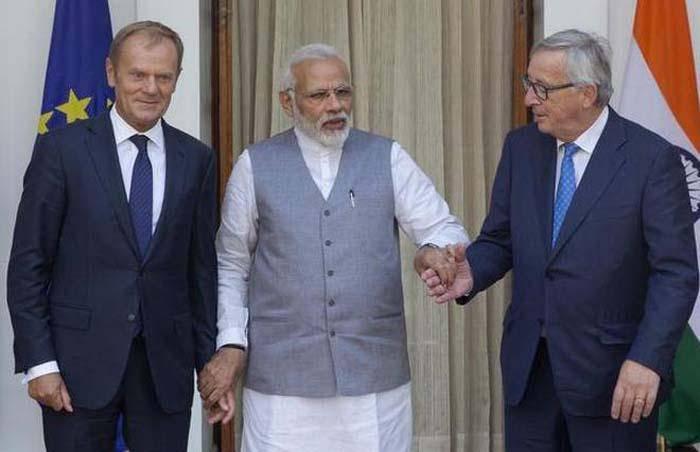 همکاری هند و اروپا در زمینه مبارزه با تروریسم