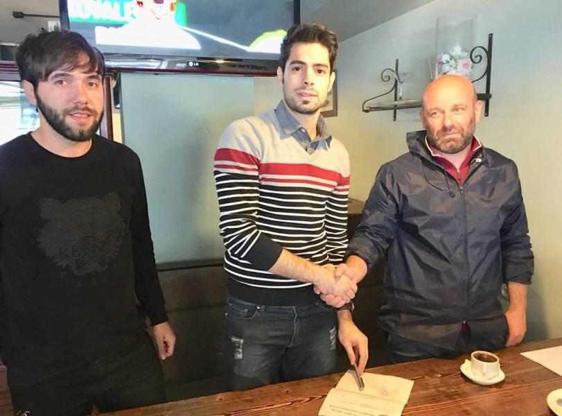 فوتبالیست بوشهری به تیم اسپارتاک گرجستان پیوست